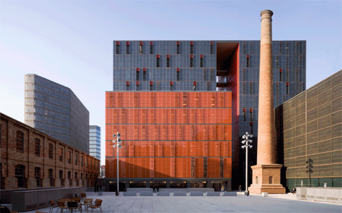 The Campus Poblenou